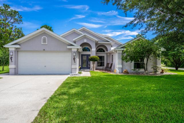 14 President Lane, Palm Coast, FL 32164 (MLS #1045522) :: Memory Hopkins Real Estate