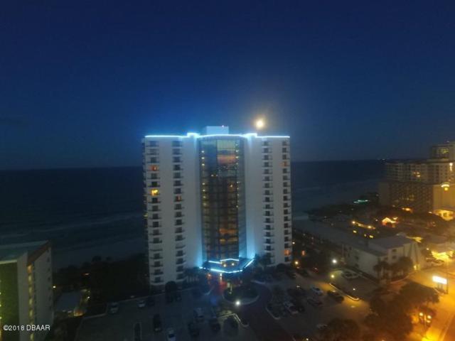 2425 S Atlantic Avenue 1207A, Daytona Beach Shores, FL 32118 (MLS #1045566) :: Beechler Realty Group