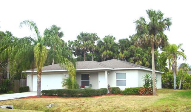 2537 Chester Avenue, New Smyrna Beach, FL 32168 (MLS #1045577) :: Memory Hopkins Real Estate