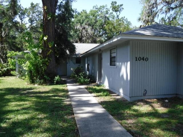 1040 Cedar Street, Daytona Beach, FL 32114 (MLS #1045631) :: Beechler Realty Group