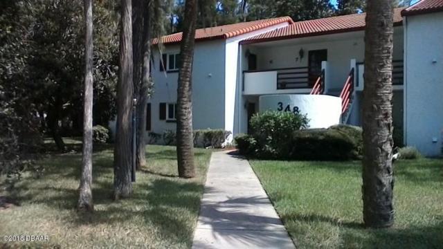 348 Bob White Court 119A, Daytona Beach, FL 32119 (MLS #1045662) :: Memory Hopkins Real Estate