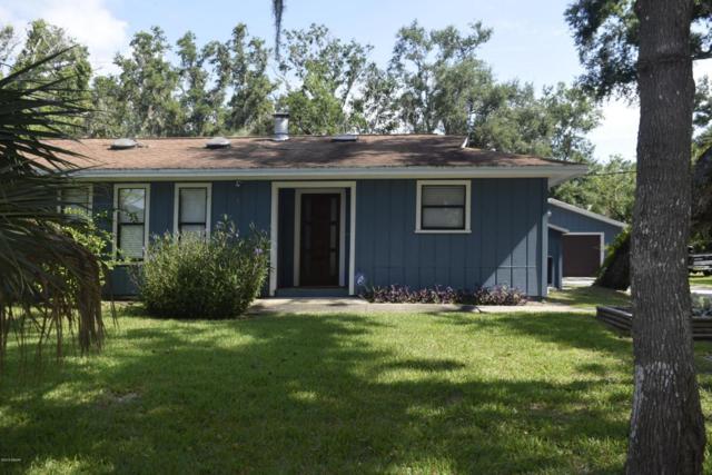 157 N Cory Drive, Edgewater, FL 32141 (MLS #1045676) :: Beechler Realty Group