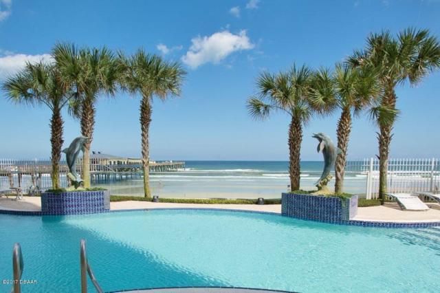 3703 S Atlantic Avenue #705, Daytona Beach Shores, FL 32118 (MLS #1045686) :: Beechler Realty Group