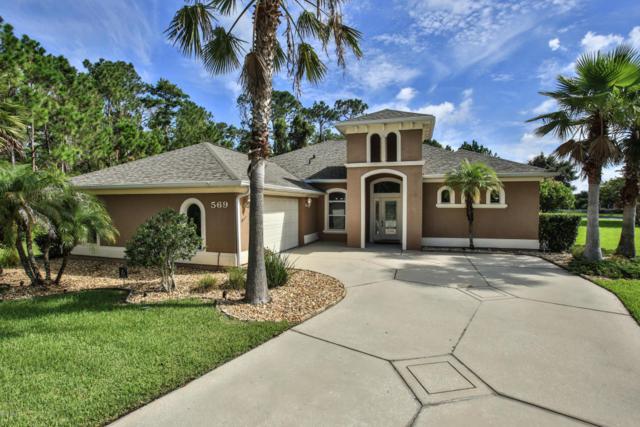569 Caro Court, New Smyrna Beach, FL 32168 (MLS #1045731) :: Beechler Realty Group