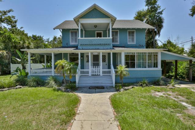 402 Faulkner Street, New Smyrna Beach, FL 32168 (MLS #1045732) :: Beechler Realty Group