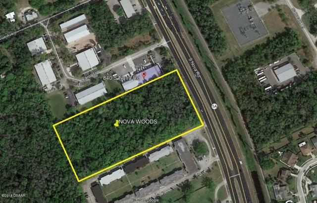 0 S Nova Road, Daytona Beach, FL 32114 (MLS #1045739) :: Beechler Realty Group