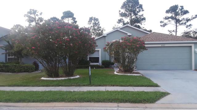 445 Dahoon Holly Drive, Daytona Beach, FL 32117 (MLS #1045754) :: Beechler Realty Group