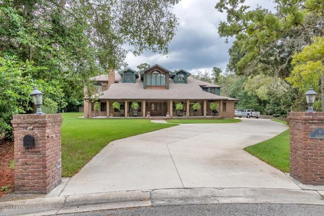 9 Tidewater Drive, Ormond Beach, FL 32174 (MLS #1045836) :: Memory Hopkins Real Estate