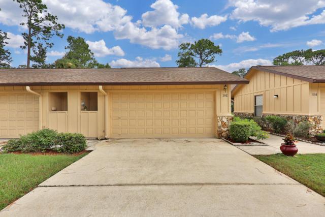 102 Sea Pines Circle, Daytona Beach, FL 32114 (MLS #1045993) :: Memory Hopkins Real Estate