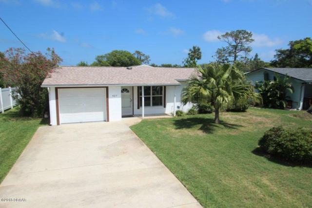 527 S Peninsula Avenue, New Smyrna Beach, FL 32169 (MLS #1046190) :: Beechler Realty Group