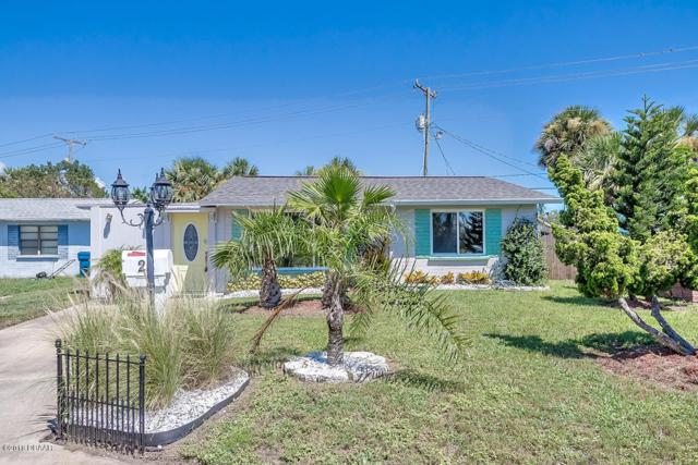 28 Rivershore Drive, Ormond Beach, FL 32176 (MLS #1046493) :: Beechler Realty Group