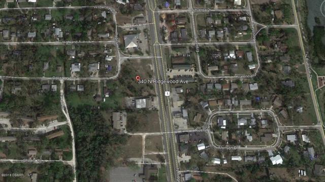 340 N Ridgewood Avenue, Edgewater, FL 32132 (MLS #1046603) :: Beechler Realty Group