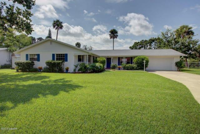 811 Wells Drive, South Daytona, FL 32119 (MLS #1046618) :: Beechler Realty Group