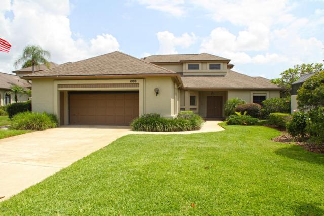 1888 Royal Lytham Court, Port Orange, FL 32128 (MLS #1046646) :: Memory Hopkins Real Estate