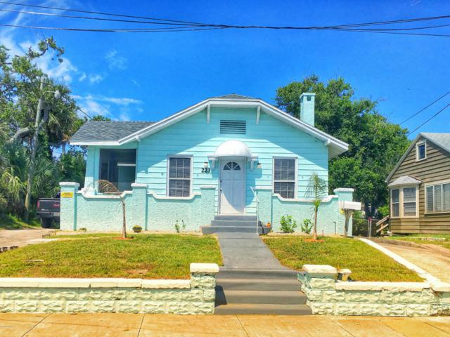 221 N Hollywood Avenue, Daytona Beach, FL 32118 (MLS #1046717) :: Memory Hopkins Real Estate
