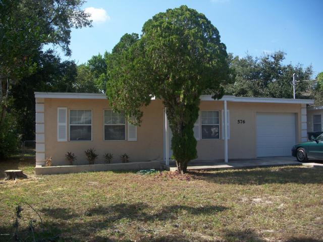 576 Berkshire Road, Daytona Beach, FL 32114 (MLS #1047429) :: Cook Group Luxury Real Estate
