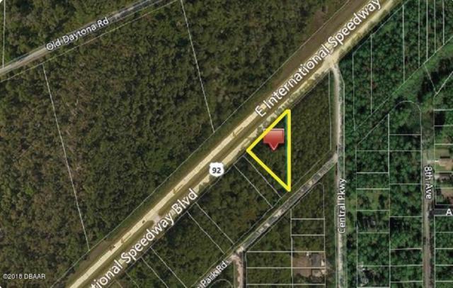 0 E International Speedway Boulevard, Deland, FL 32724 (MLS #1047755) :: Memory Hopkins Real Estate