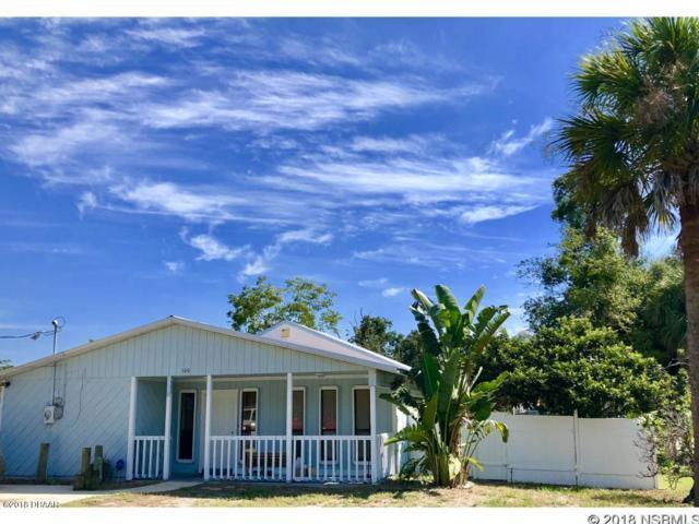 100 Neptune Drive, Edgewater, FL 32132 (MLS #1048214) :: Cook Group Luxury Real Estate