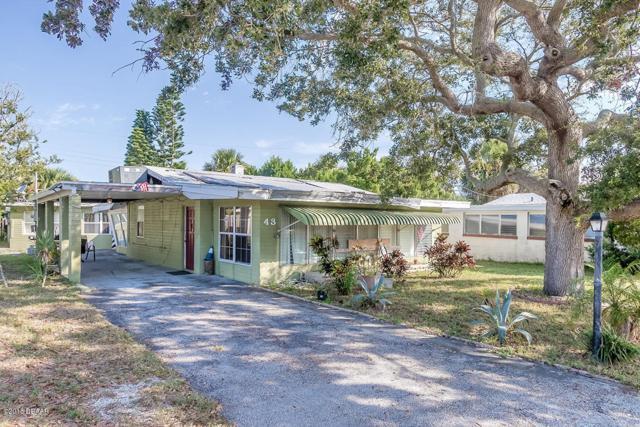 43 Alamanda Drive, Ormond Beach, FL 32176 (MLS #1048286) :: Beechler Realty Group