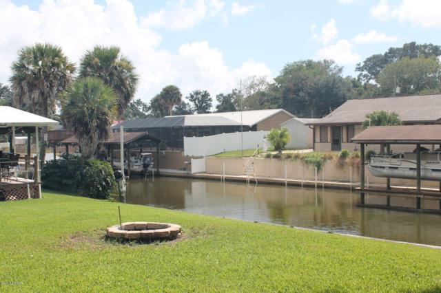 144 Flamingo Road, Edgewater, FL 32141 (MLS #1048430) :: Memory Hopkins Real Estate