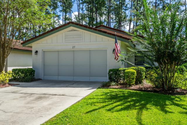 27 Lago Vista Place, Palm Coast, FL 32164 (MLS #1048607) :: Memory Hopkins Real Estate