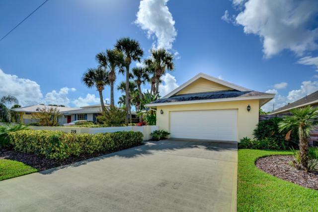 219 Normandy Avenue, New Smyrna Beach, FL 32169 (MLS #1048665) :: Beechler Realty Group