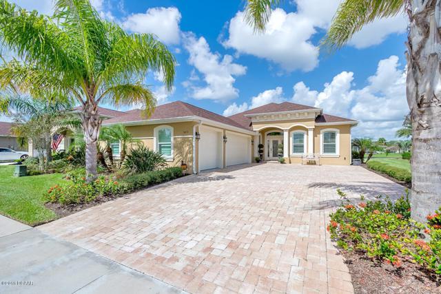 3453 Tesoro Circle, New Smyrna Beach, FL 32168 (MLS #1048860) :: Beechler Realty Group