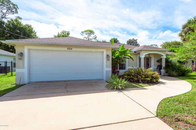 424 Arroyo Parkway, Ormond Beach, FL 32174 (MLS #1049001) :: Beechler Realty Group