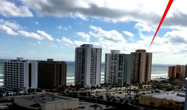 3051 S Atlantic Avenue #1402, Daytona Beach Shores, FL 32118 (MLS #1049201) :: Beechler Realty Group