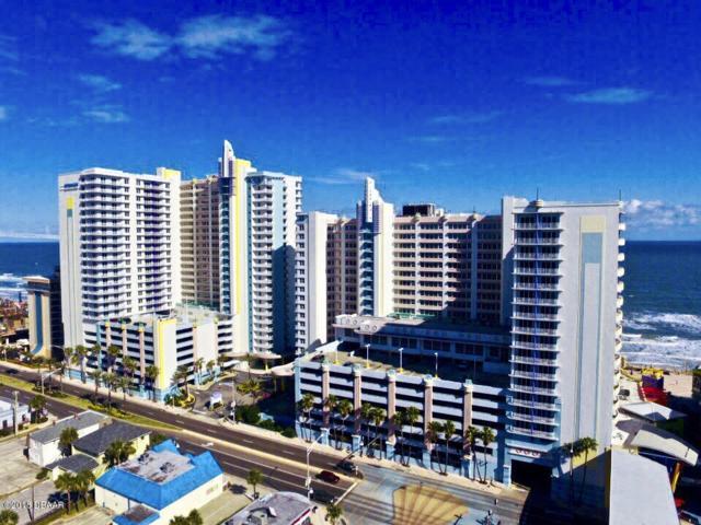 300 N Atlantic Avenue #1907, Daytona Beach, FL 32118 (MLS #1049243) :: Beechler Realty Group