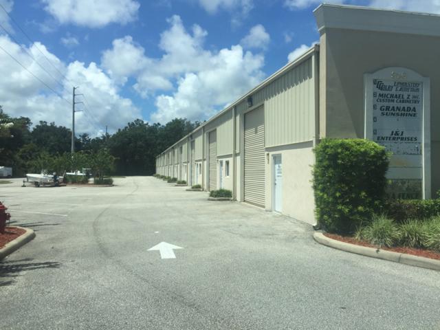 916 N Us Highway 1 #8, Ormond Beach, FL 32174 (MLS #1049275) :: Beechler Realty Group