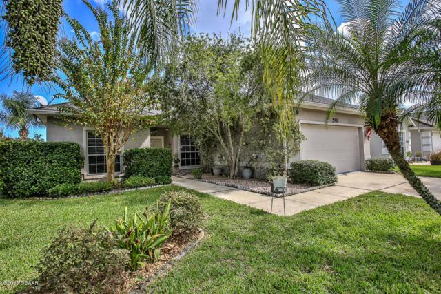 5431 Ward Lake Drive, Port Orange, FL 32128 (MLS #1049452) :: Beechler Realty Group