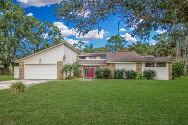 621 Pelican Bay Drive, Daytona Beach, FL 32119 (MLS #1049587) :: Beechler Realty Group