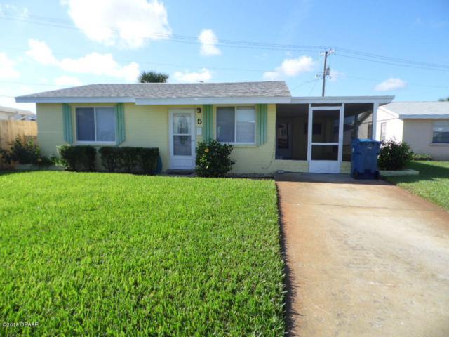 5 Ocean Shore Drive, Ormond Beach, FL 32176 (MLS #1049609) :: Beechler Realty Group
