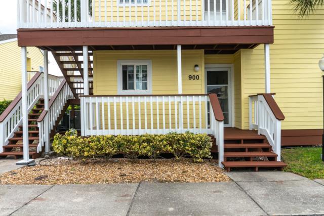 900 Ocean Marina Drive, Flagler Beach, FL 32136 (MLS #1049687) :: Memory Hopkins Real Estate