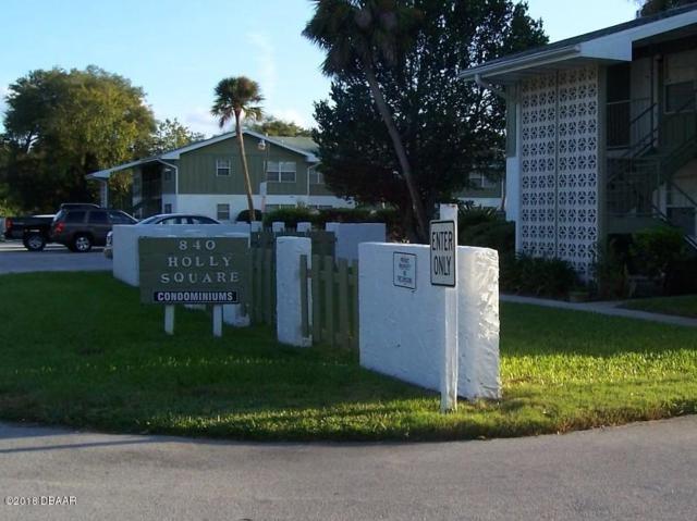 840 Center Avenue #61, Holly Hill, FL 32117 (MLS #1049759) :: Memory Hopkins Real Estate