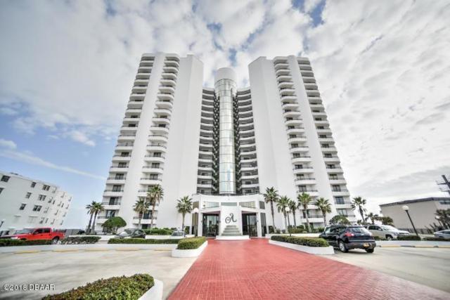 3757 S Atlantic Avenue #702, Daytona Beach Shores, FL 32118 (MLS #1049842) :: Memory Hopkins Real Estate
