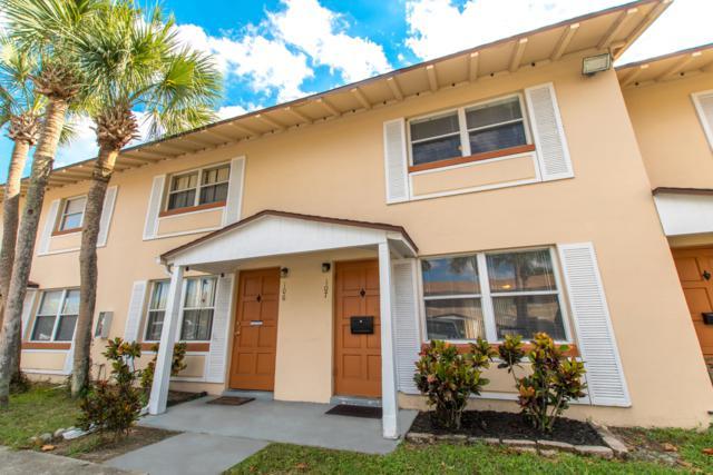 1600 S Palmetto Avenue #107, South Daytona, FL 32119 (MLS #1049900) :: Beechler Realty Group