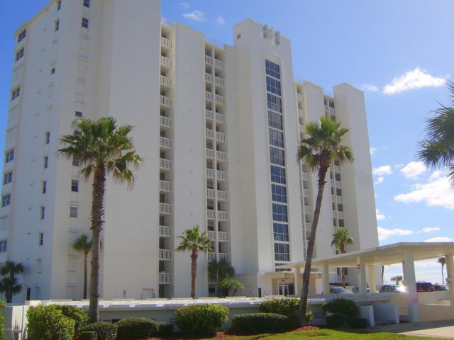1051 Ocean Shore Boulevard #403, Ormond Beach, FL 32176 (MLS #1049947) :: Memory Hopkins Real Estate
