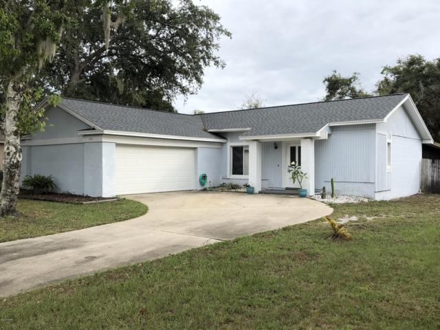 706 Hawks Ridge Road, Port Orange, FL 32127 (MLS #1049973) :: Beechler Realty Group