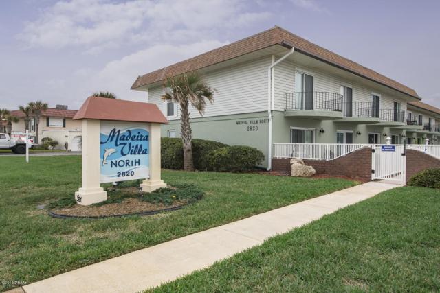 2820 Ocean Shore Boulevard #3, Ormond Beach, FL 32176 (MLS #1050113) :: Memory Hopkins Real Estate
