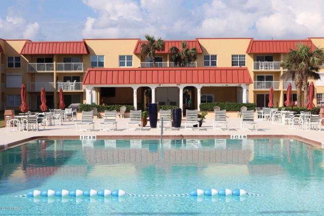 3801 S Atlantic Avenue #309, New Smyrna Beach, FL 32169 (MLS #1050162) :: Memory Hopkins Real Estate