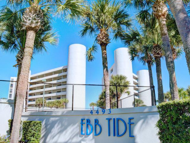 4493 S Atlantic Avenue #3010, New Smyrna Beach, FL 32169 (MLS #1050176) :: Memory Hopkins Real Estate
