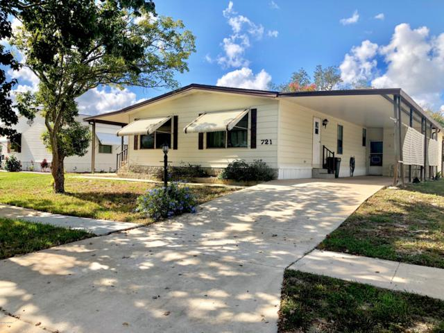 721 Larado Drive, Port Orange, FL 32129 (MLS #1050280) :: Beechler Realty Group