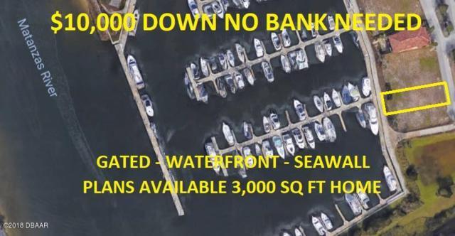 142 S Harbor Village Point, Palm Coast, FL 32137 (MLS #1050338) :: Beechler Realty Group