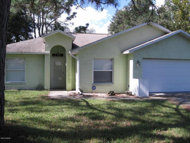 4660 S Moon Trail, Port Orange, FL 32129 (MLS #1050354) :: Beechler Realty Group
