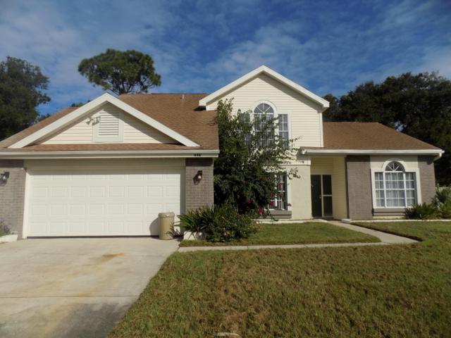 448 Champagne Circle, Port Orange, FL 32127 (MLS #1050413) :: Beechler Realty Group