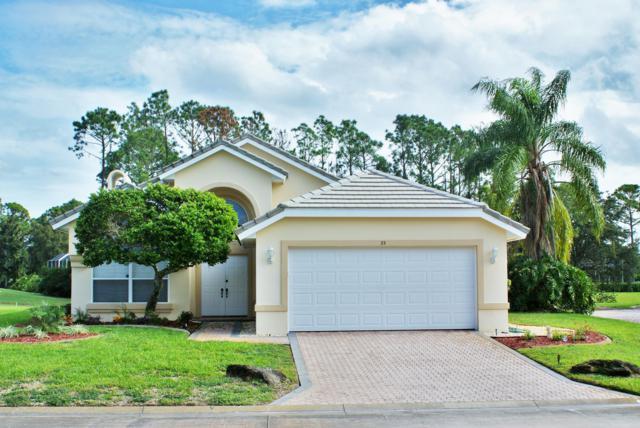 23 Bay Pointe Drive, Ormond Beach, FL 32174 (MLS #1050424) :: Memory Hopkins Real Estate