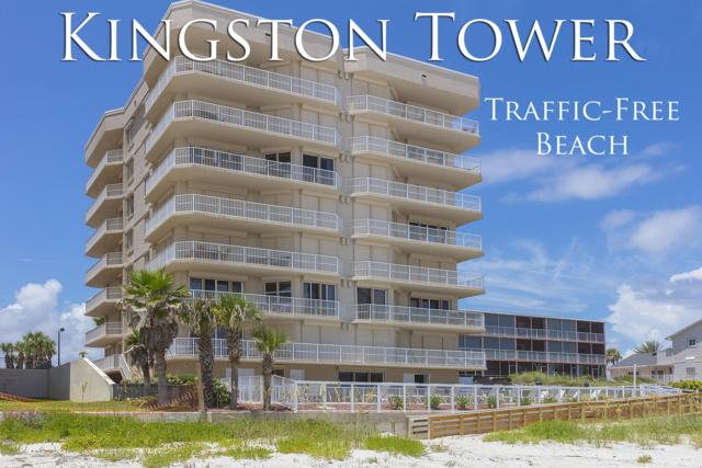 3851 S Atlantic Avenue #201, Daytona Beach Shores, FL 32118 (MLS #1050427) :: Memory Hopkins Real Estate