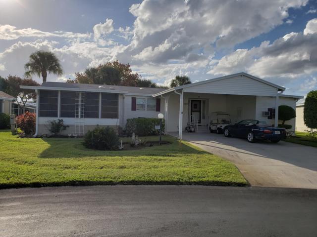 257 Sailboat Circle, Cocoa, FL 32926 (MLS #1050445) :: Beechler Realty Group